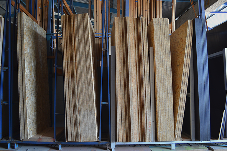 ξυλεία osd